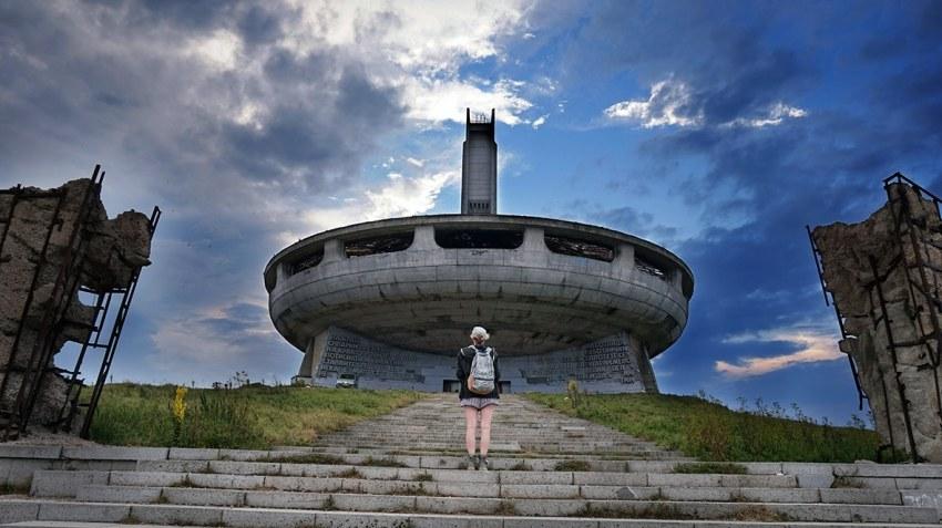 monument Buzludzha