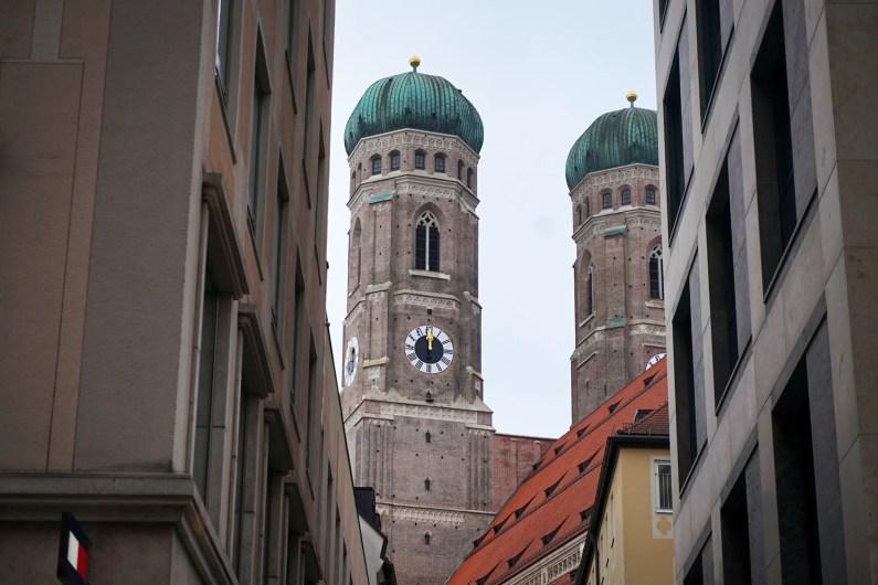 Munich église