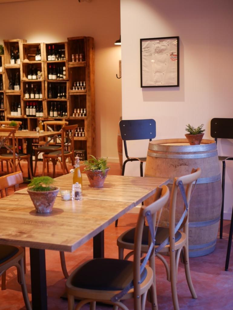 restaurant SAINT GELY DU FESC La Maison vieille France