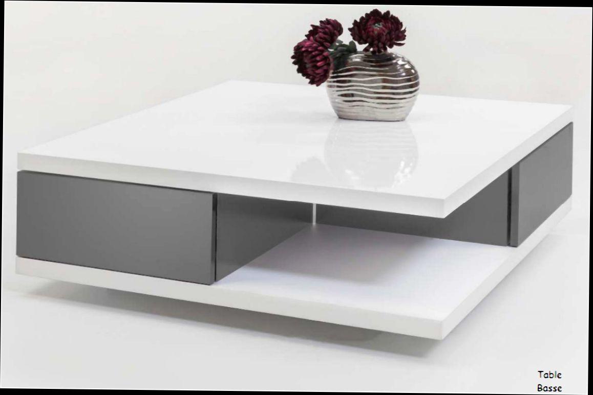 table basse rangement ronde venus et