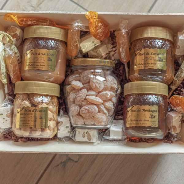 Coffret Gourmand 35 Euros