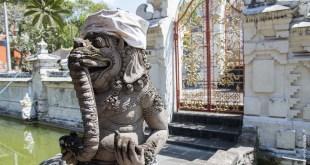 Bali Denpasar temple