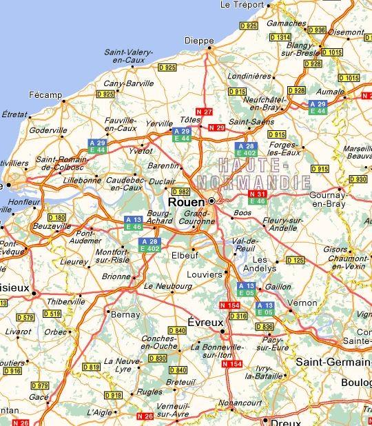 Plan De Ville De Gournay