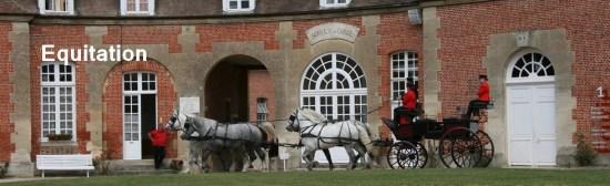 équitation normandie