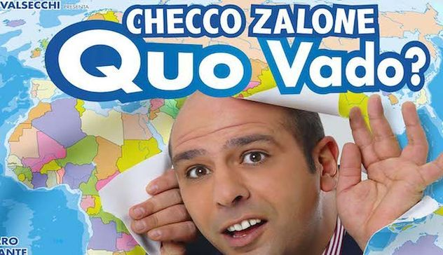 Il Film Consigliato Stasera In Tv Quo Vado Venerdi