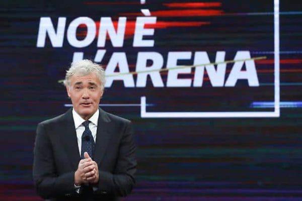 Anticipazioni per Non è l'Arena di Giletti del 31 gennaio 2021