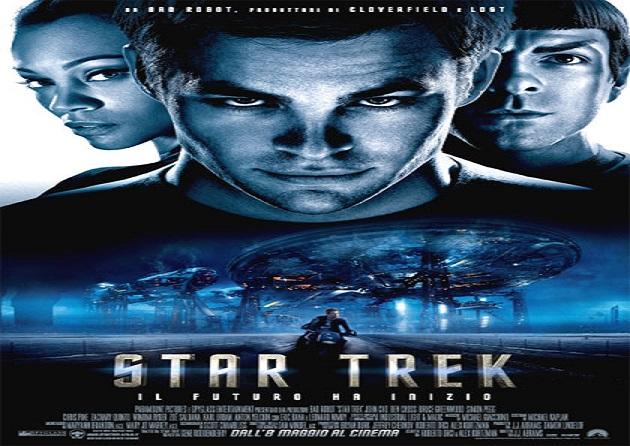 """Il film consigliato stasera in TV: """"STAR TREK – IL FUTURO HA ..."""
