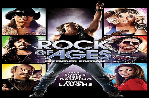 "Il film in seconda serata consigliato in TV: ""ROCK OF AGES ..."