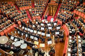 Concerto di Natale in Senato