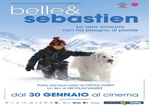 film belle & sebastien