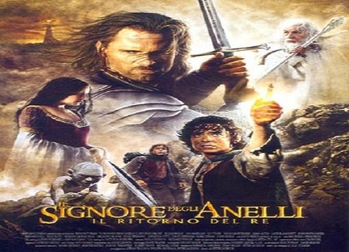 film il signore degli anelli il ritorno del re
