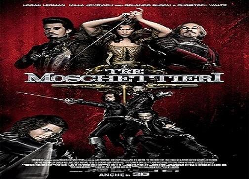 film i tre moschettieri