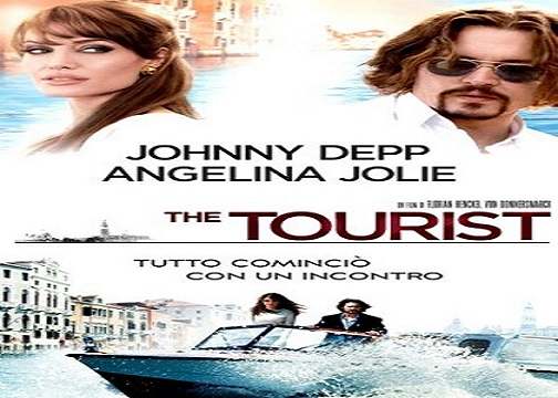 FILM THE TOURIST