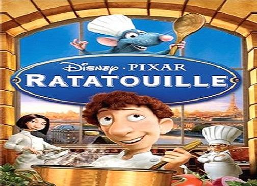 FILM RATATOUILLE