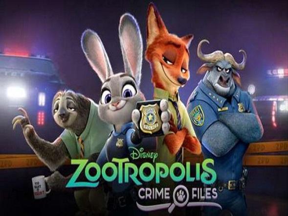 film zootropolis