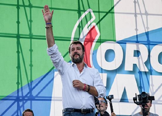 Salvini: vergogna, è una nuova Caporetto