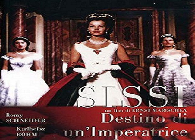 film sissi destino di un'imperatrice