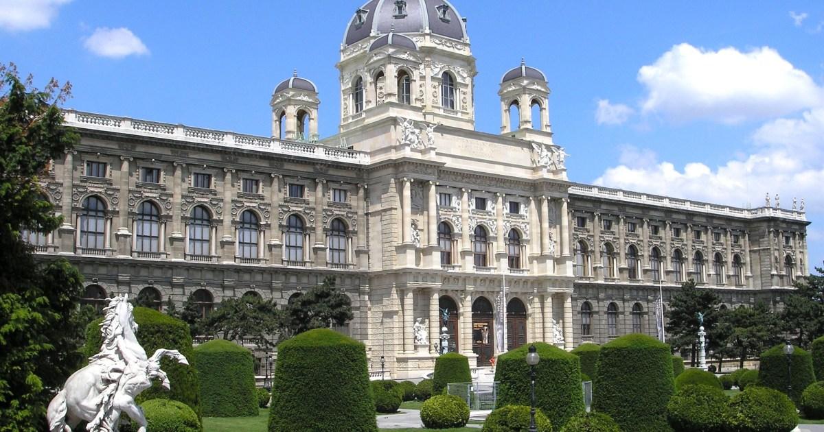 i più grandi musei vienna