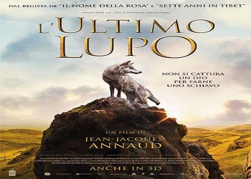 film l'ultimo lupo