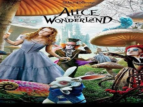 Film Alice in Wonderland