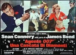 film 007 una cascata di diamanti