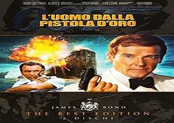 """Il film cult stasera in TV: """"Agente 007 - L'Uomo dalla pistola d'oro"""" sabato 11 aprile 2020"""