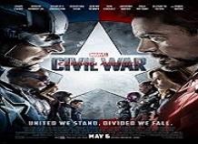 film captain america civil war