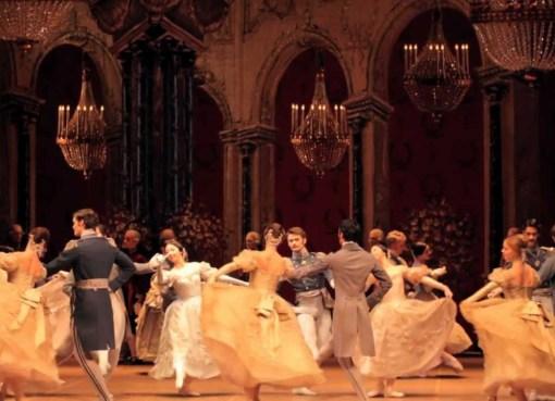 balletto onegin di john cranko