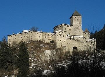 i castelli dell'alto adige