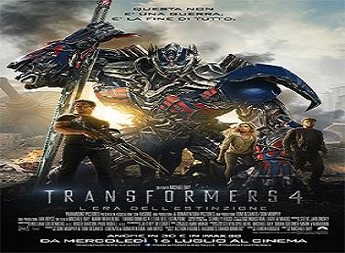 film transformers 4