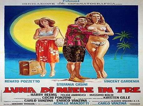 film luna di miele in tre