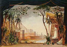 Moise in Egitto
