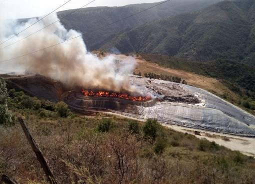 incendi discariche