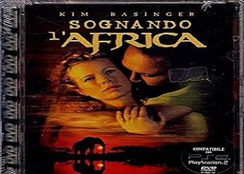film sognando l'africa