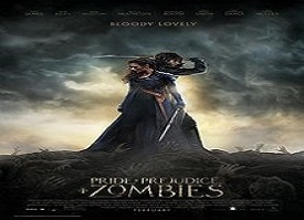 film Pride and Prejudice and Zombies