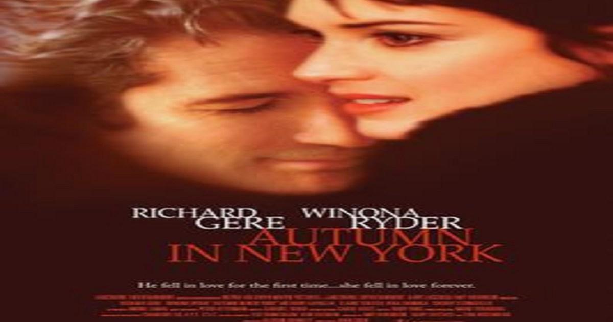 film autumn in new york