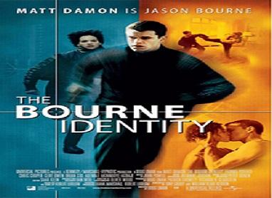 film the bourne identity