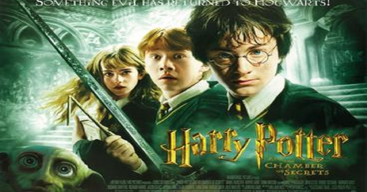 film Harry Potter 2