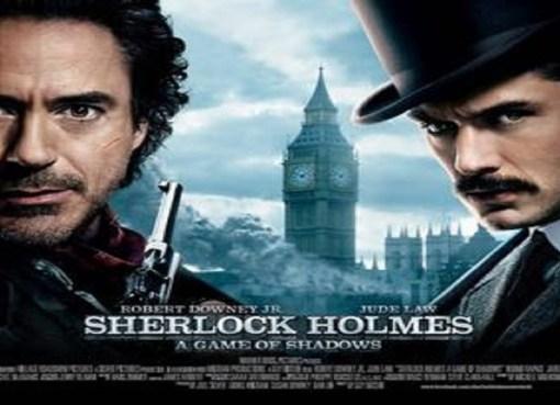 film Sherlock Holmes gioco di ombre