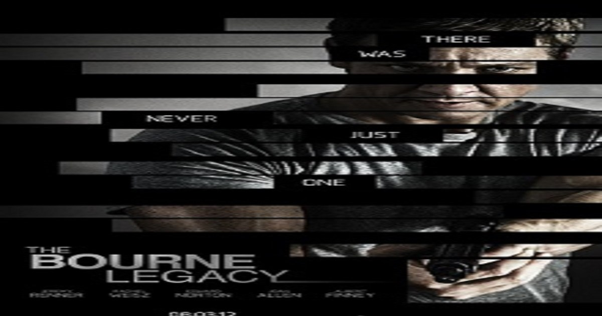 film the bourne legacy