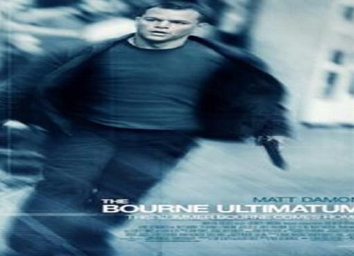 film the Bourne Ultimatum