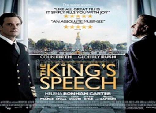 il discorso del re