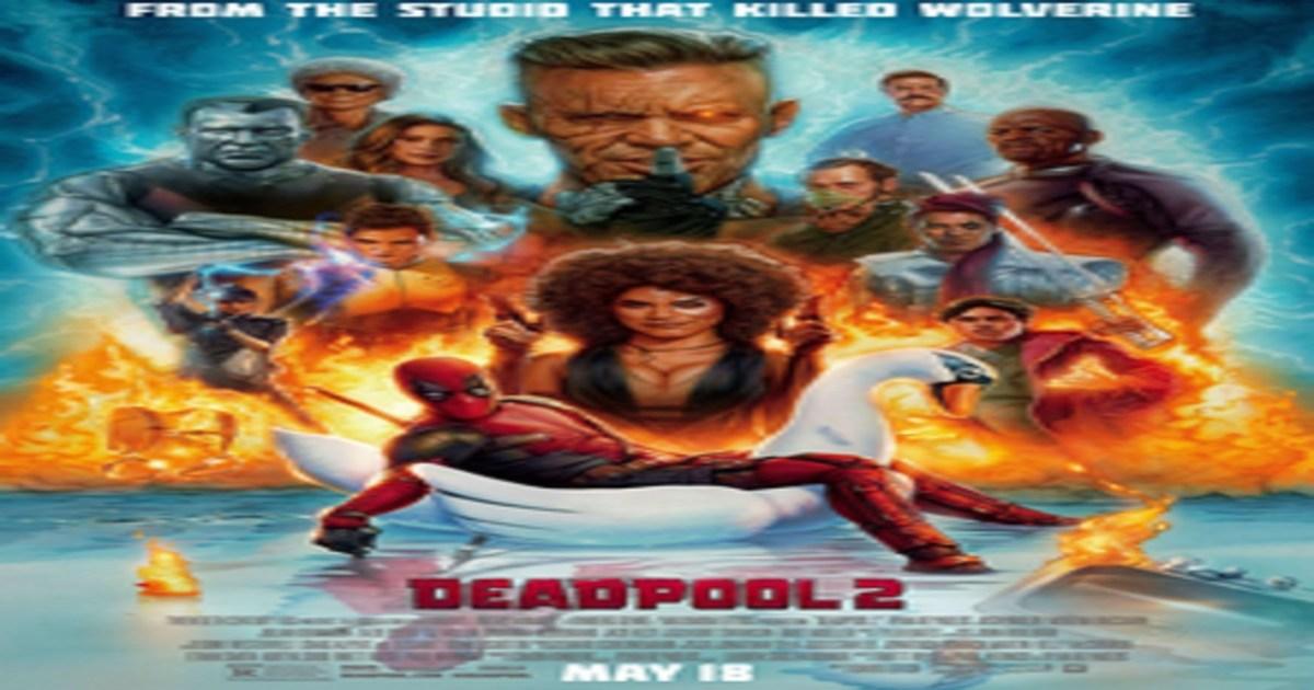 film Deadpool 2