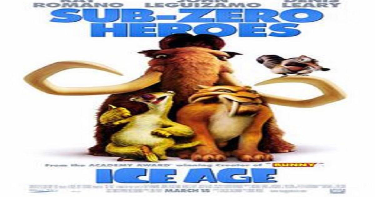 film l'era glaciale
