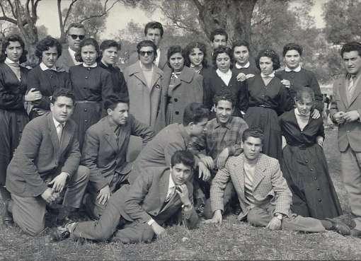 gli anni cinquanta