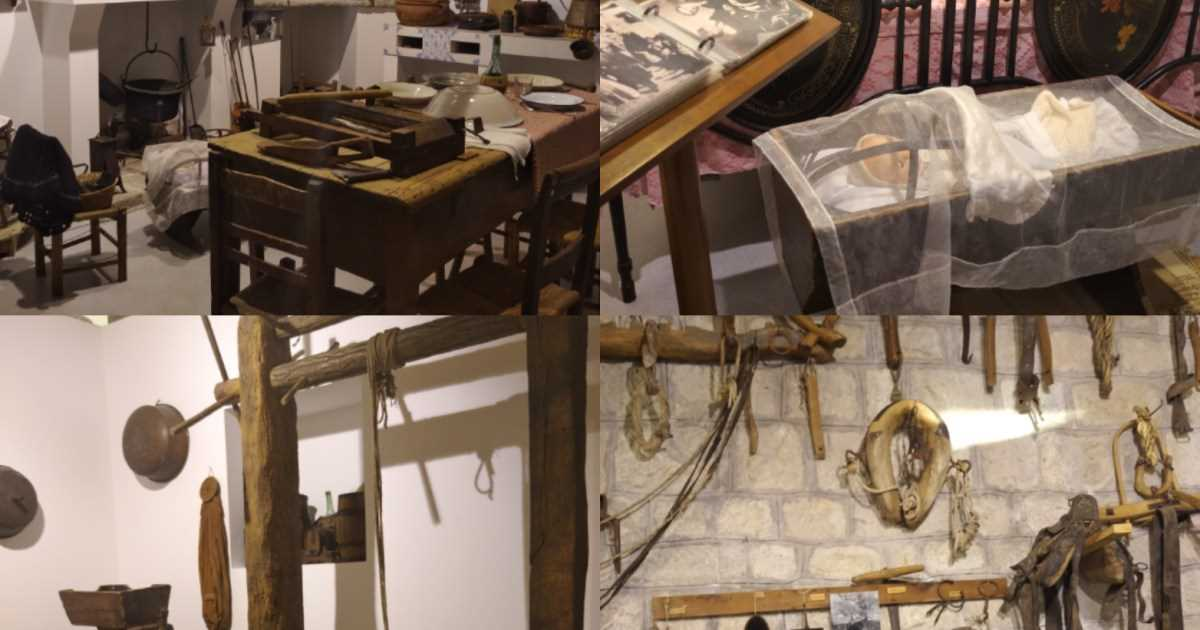 il museo etnografico