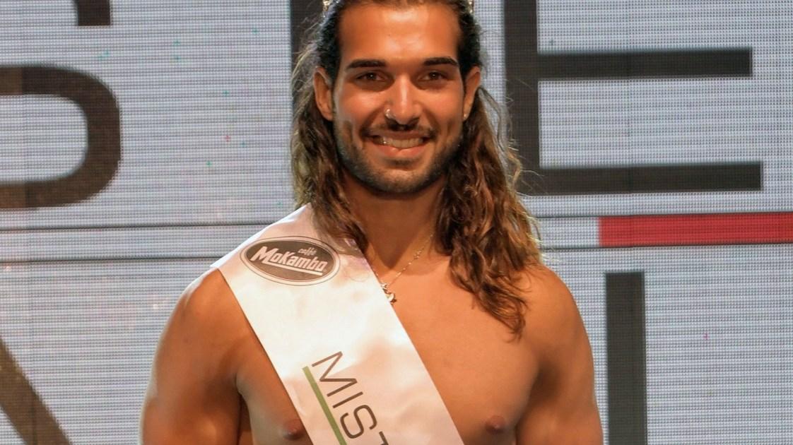 Il nuovo Mister Italia