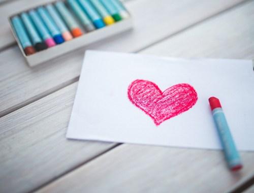 pensée positive amour