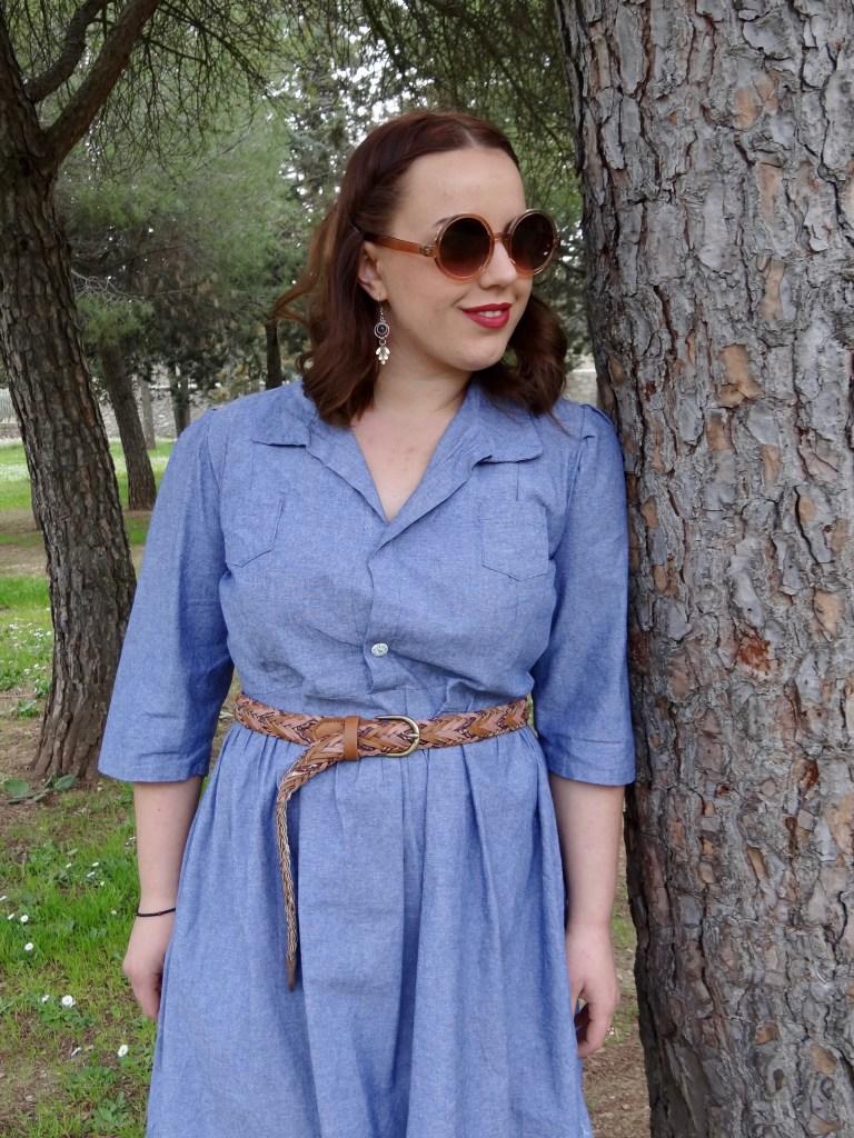 Robe Couture Vintage Patron Retro