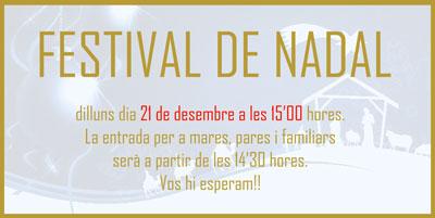 El festival de Nadal